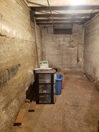14x5 Basement self storage unit