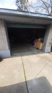 25x15 Garage self storage unit