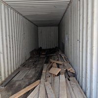 40x8 Shipping Container self storage unit