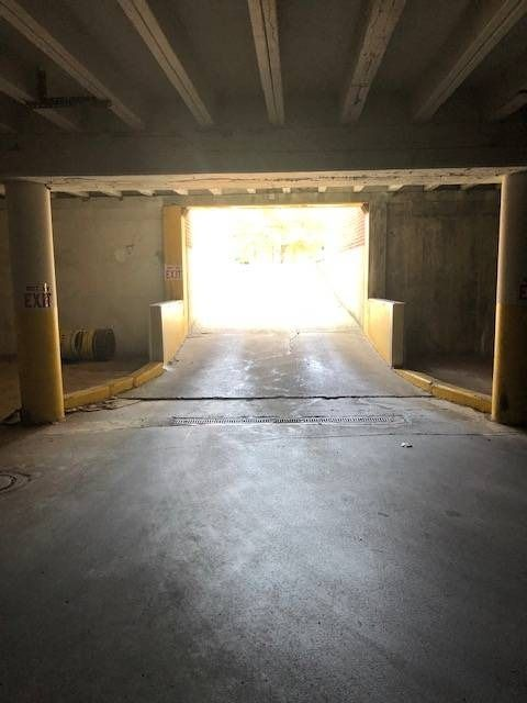 10x25 Parking Lot self storage unit