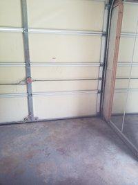 7x6 Garage self storage unit