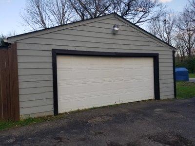23x26 Garage self storage unit