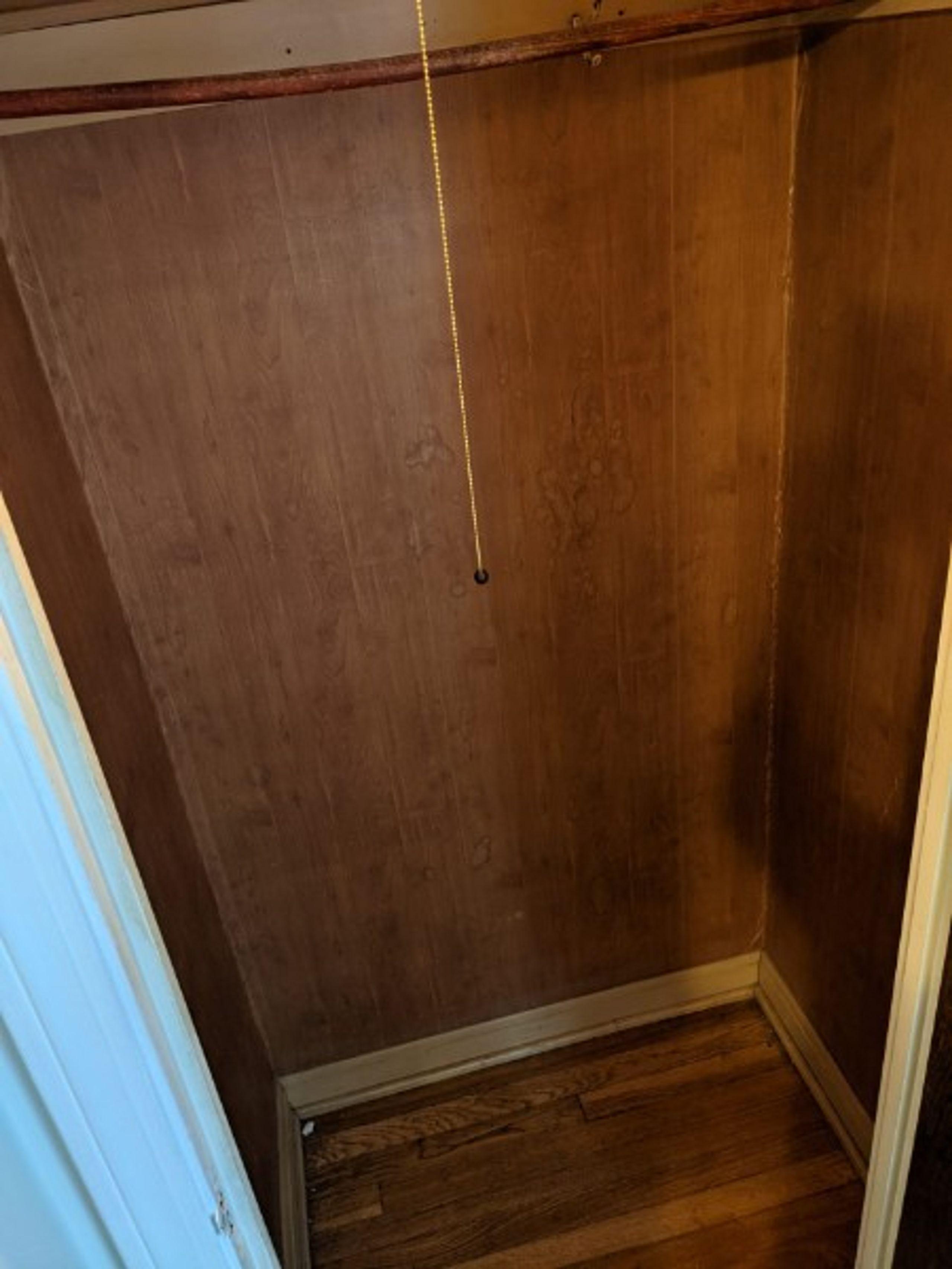 3x2 Closet self storage unit