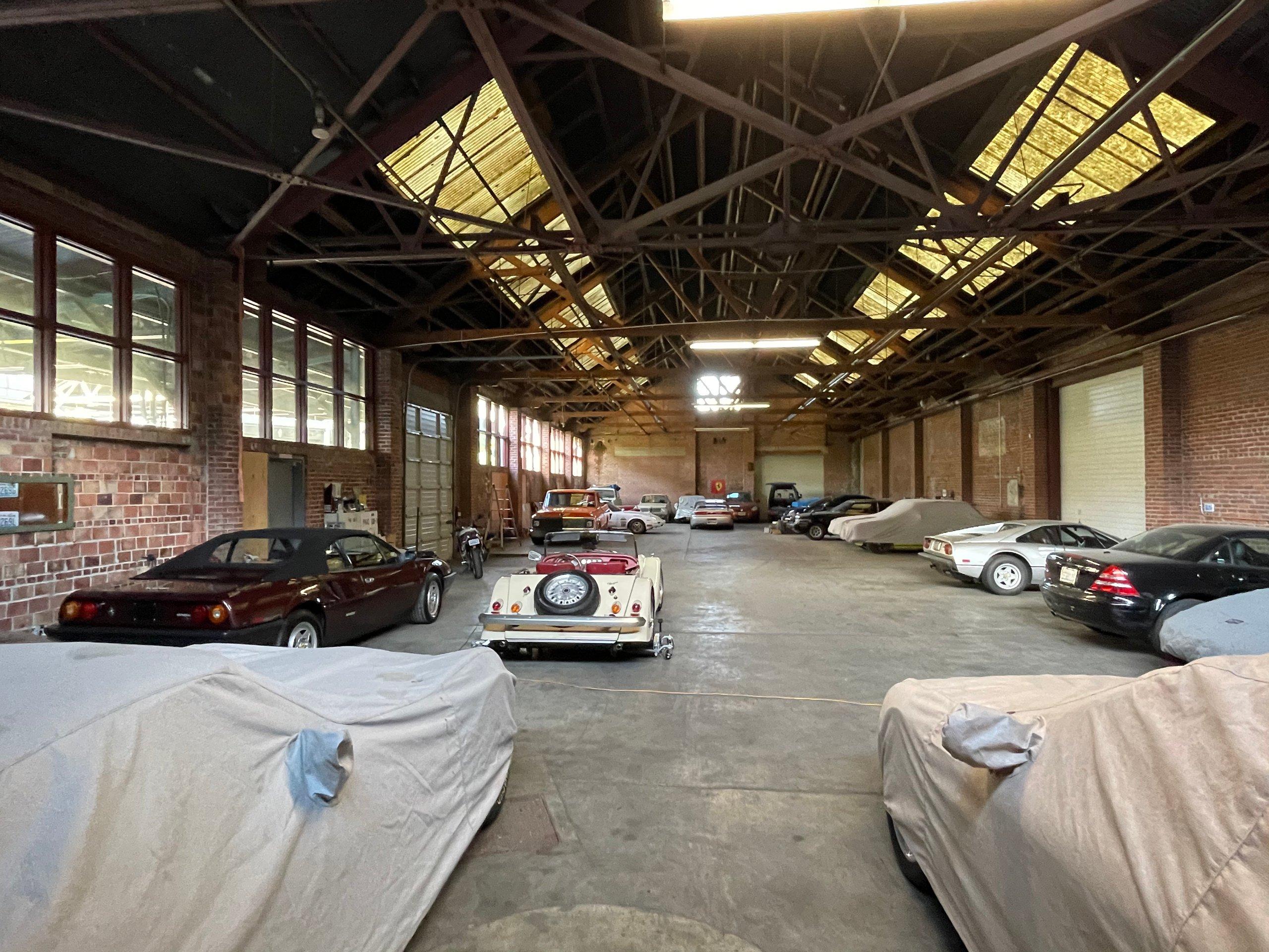 18x10 Warehouse self storage unit