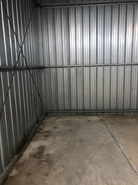 14x10 Garage self storage unit
