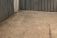 16x6 Garage self storage unit