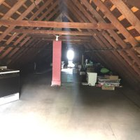 84x21 Attic self storage unit
