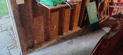 18x40 Garage self storage unit