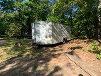 20x16 Unpaved Lot self storage unit
