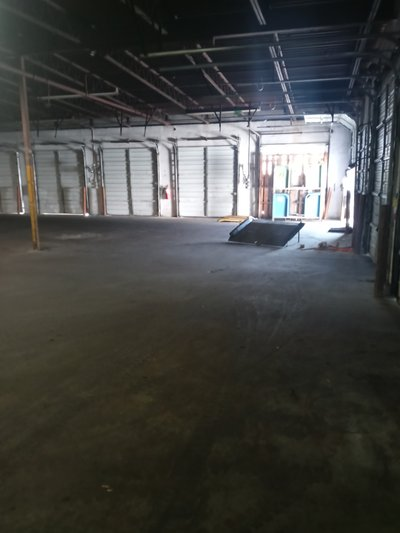 30x80 Warehouse self storage unit