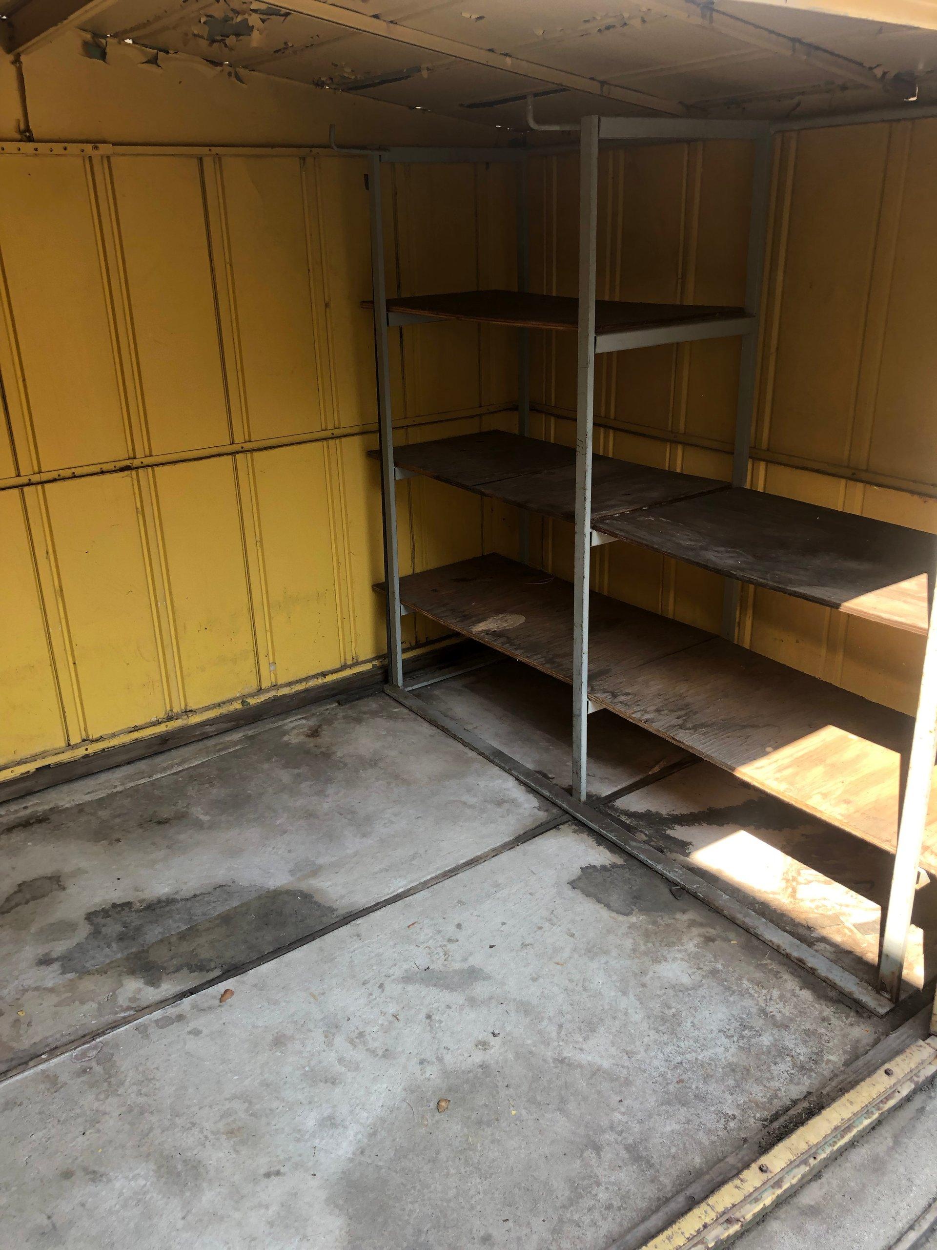7x10 Other self storage unit