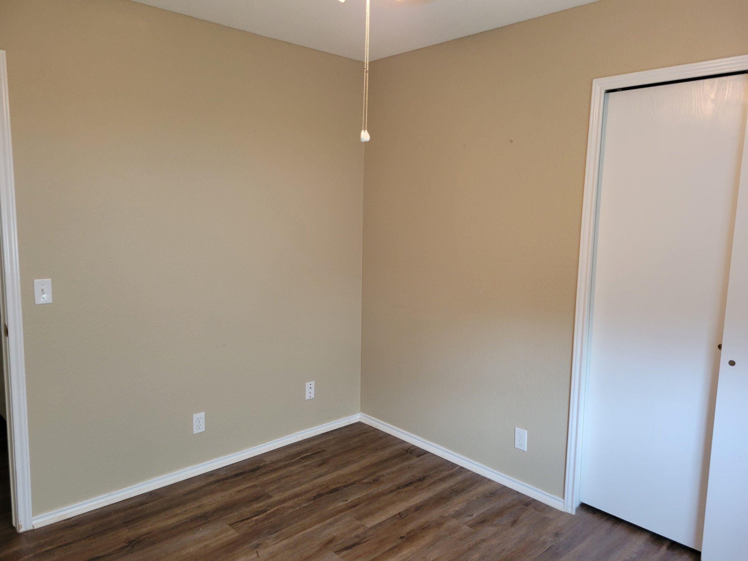 10x10 Bedroom self storage unit