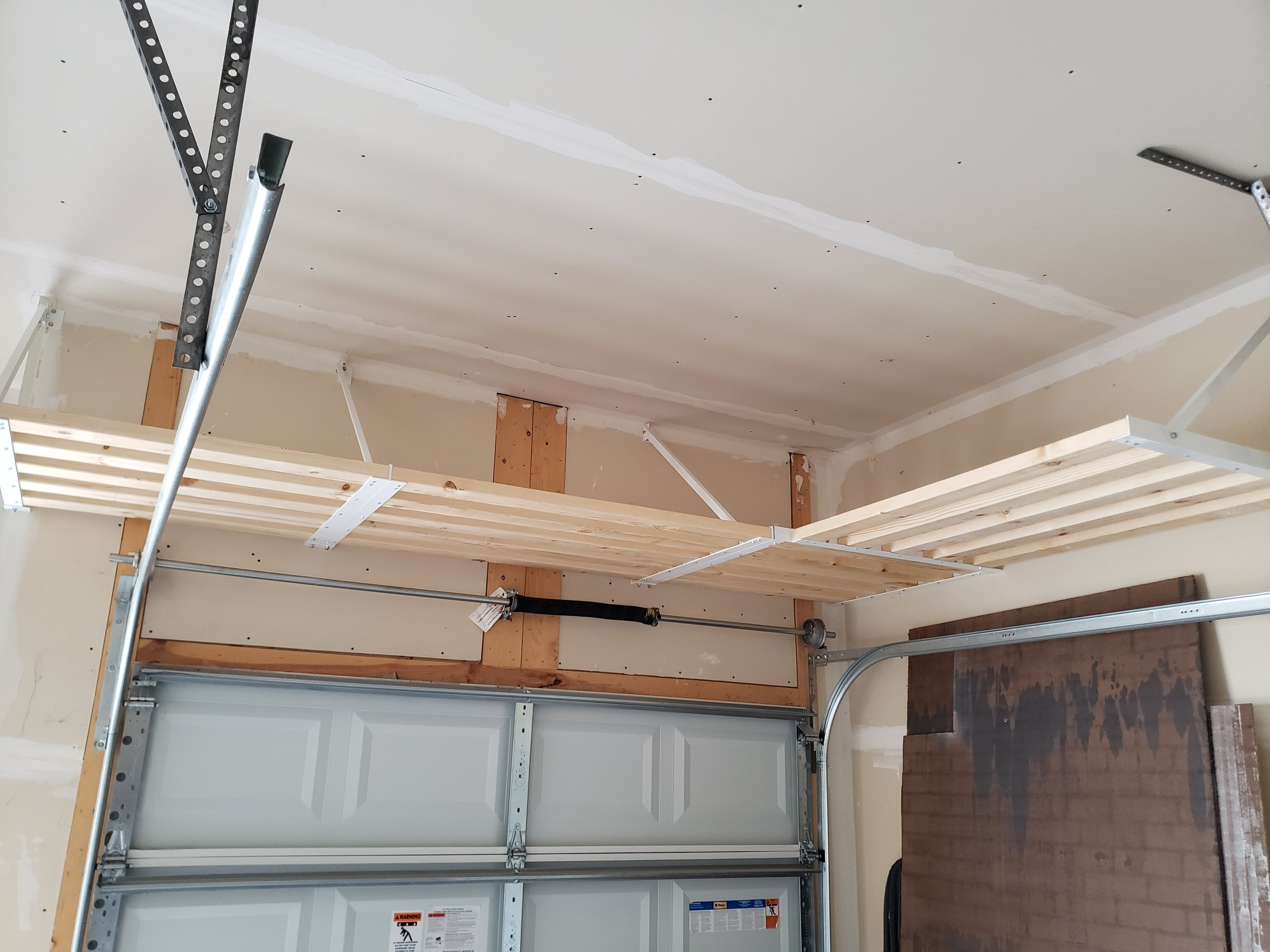 15x8 Garage self storage unit