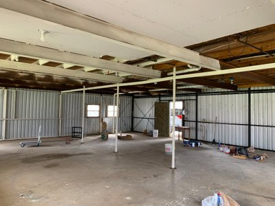 40x30 Warehouse self storage unit