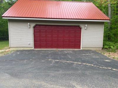 60x60 Garage self storage unit