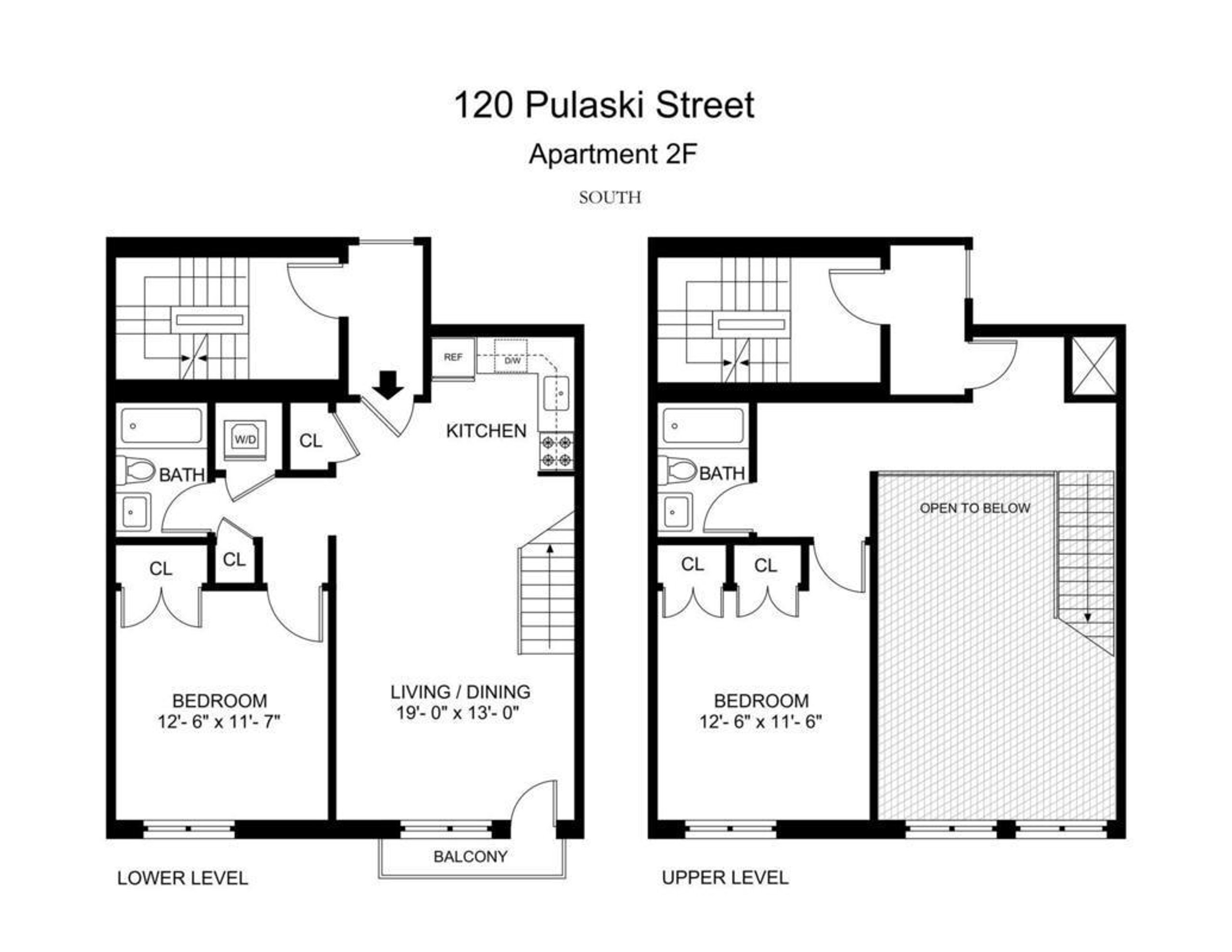 13x12 Bedroom self storage unit