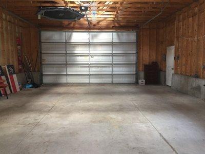 35x15 Garage self storage unit