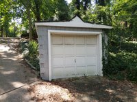 16x10 Garage self storage unit