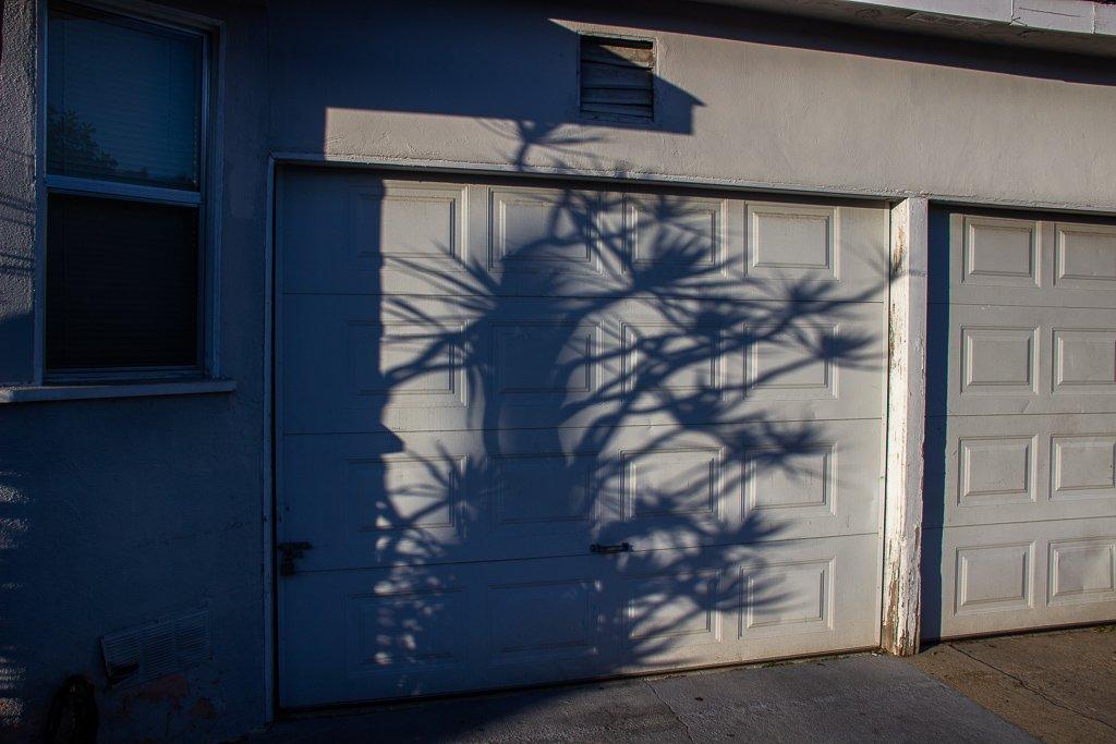 24x12 Garage self storage unit