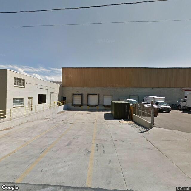 5x8 Warehouse self storage unit