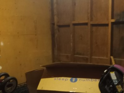40x30 Garage self storage unit