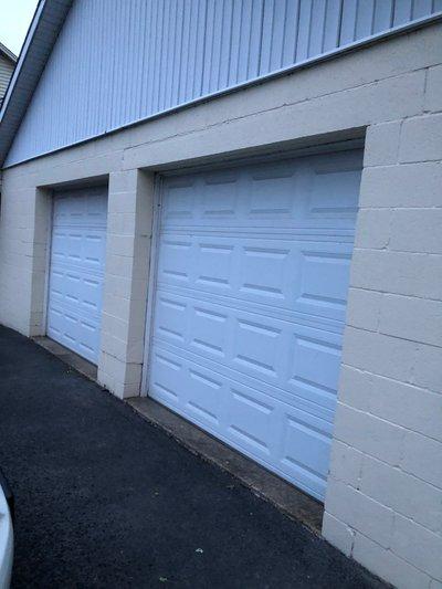 30x40 Garage self storage unit