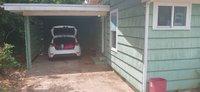 20x12 Carport self storage unit