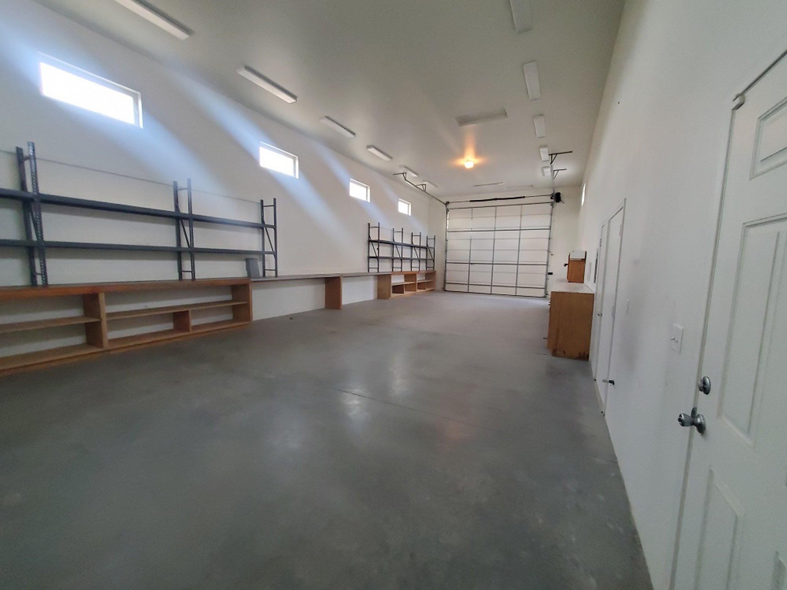 45x18 Garage self storage unit