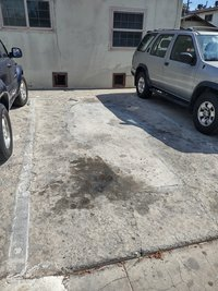 22x12 Parking Lot self storage unit