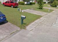 20x10 Street Parking self storage unit