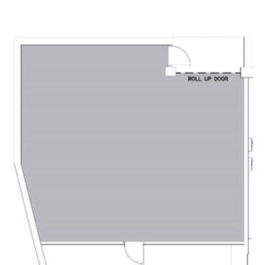 26x30 Warehouse self storage unit