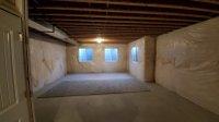 5x5 Basement self storage unit