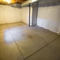 25x13 Basement self storage unit