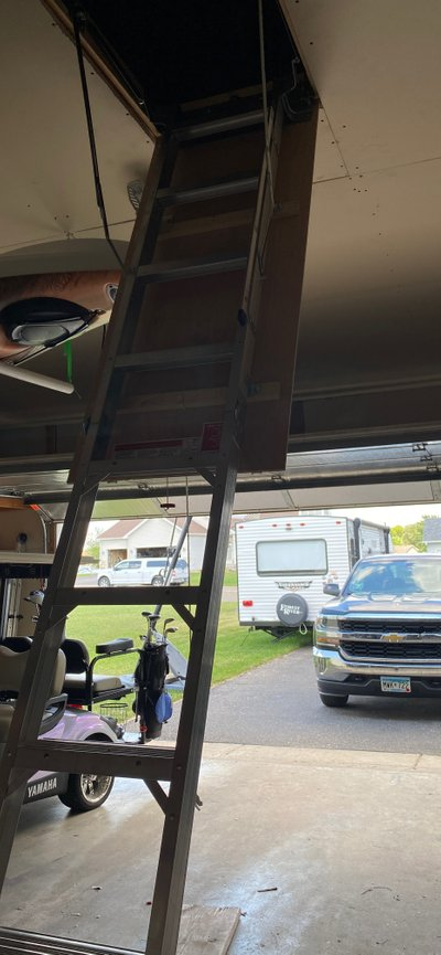 16x12 Garage self storage unit