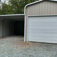 20x12 Garage self storage unit