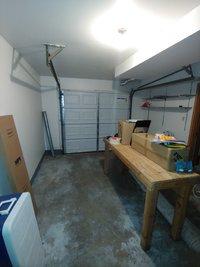 30x11 Garage self storage unit