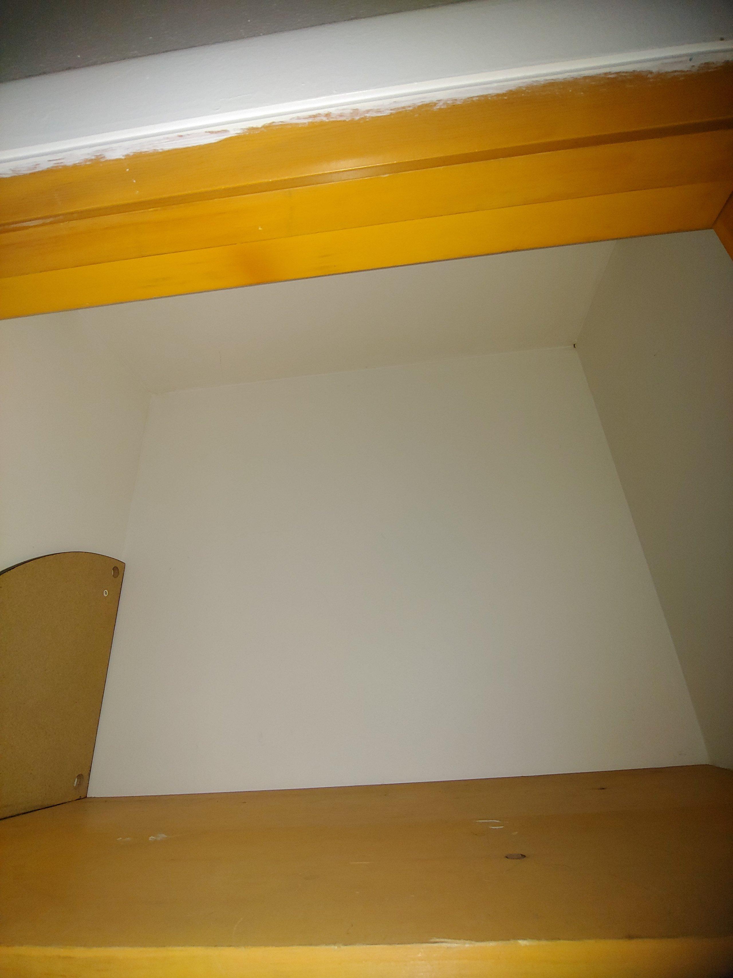 8x3 Closet self storage unit