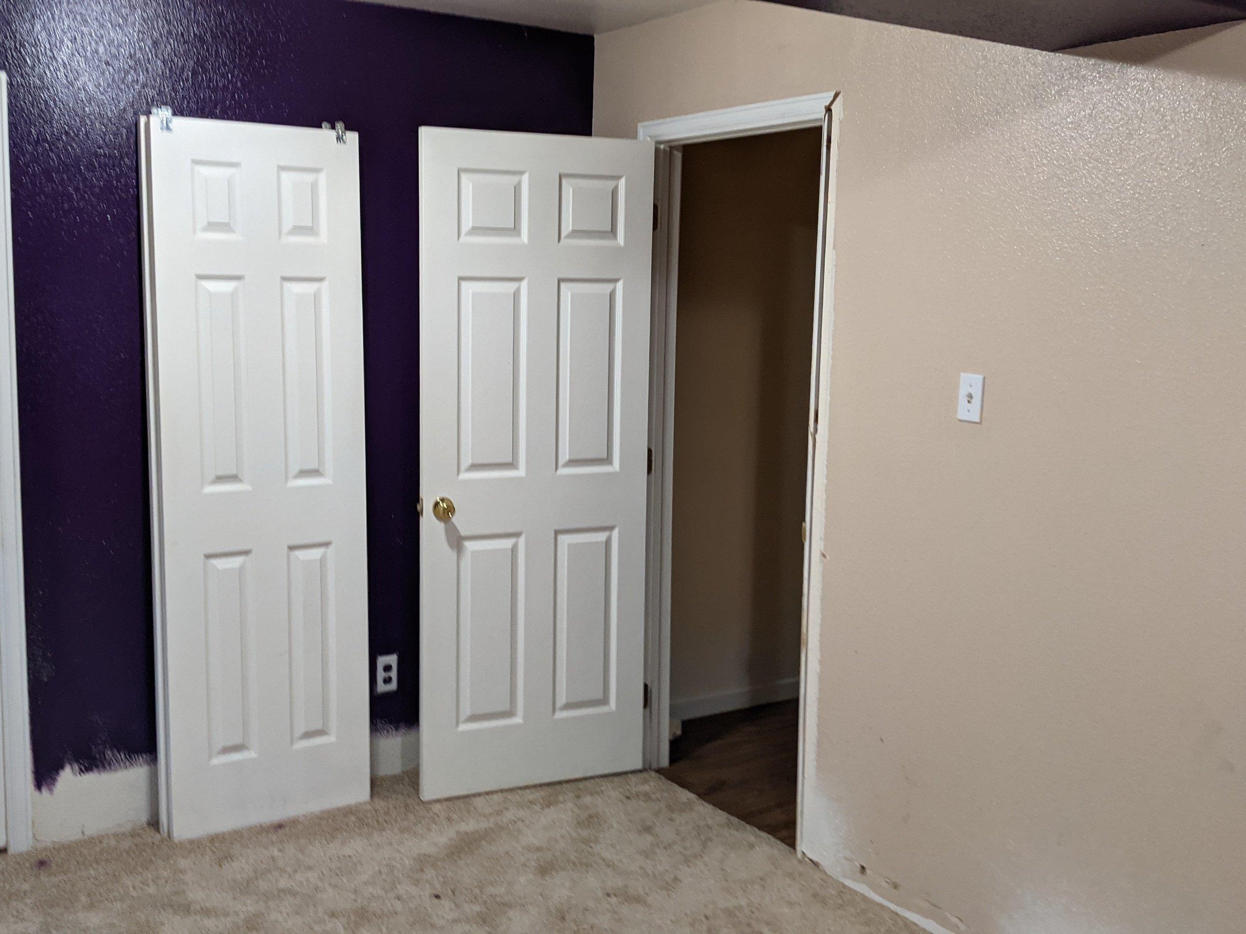 9x13 Bedroom self storage unit