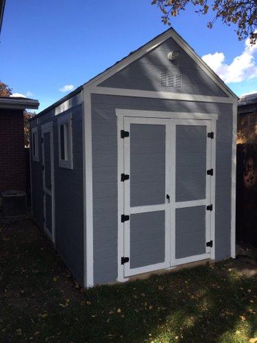 16x8 Other self storage unit