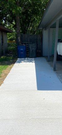 16x6 Driveway self storage unit