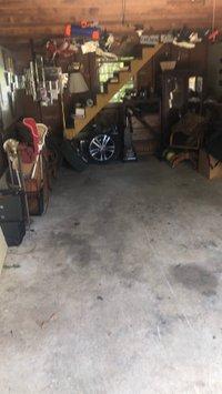 23x12 Garage self storage unit