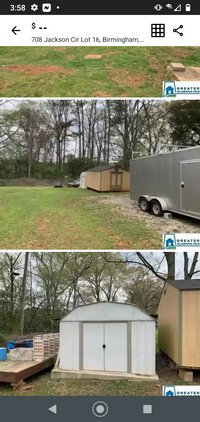 20x10 Unpaved Lot self storage unit