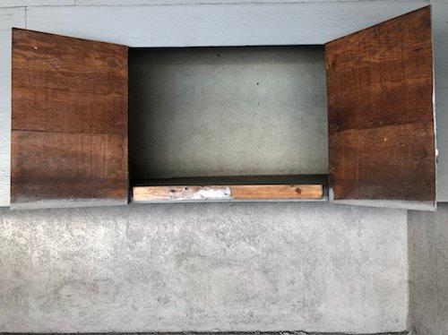3x9 Carport self storage unit