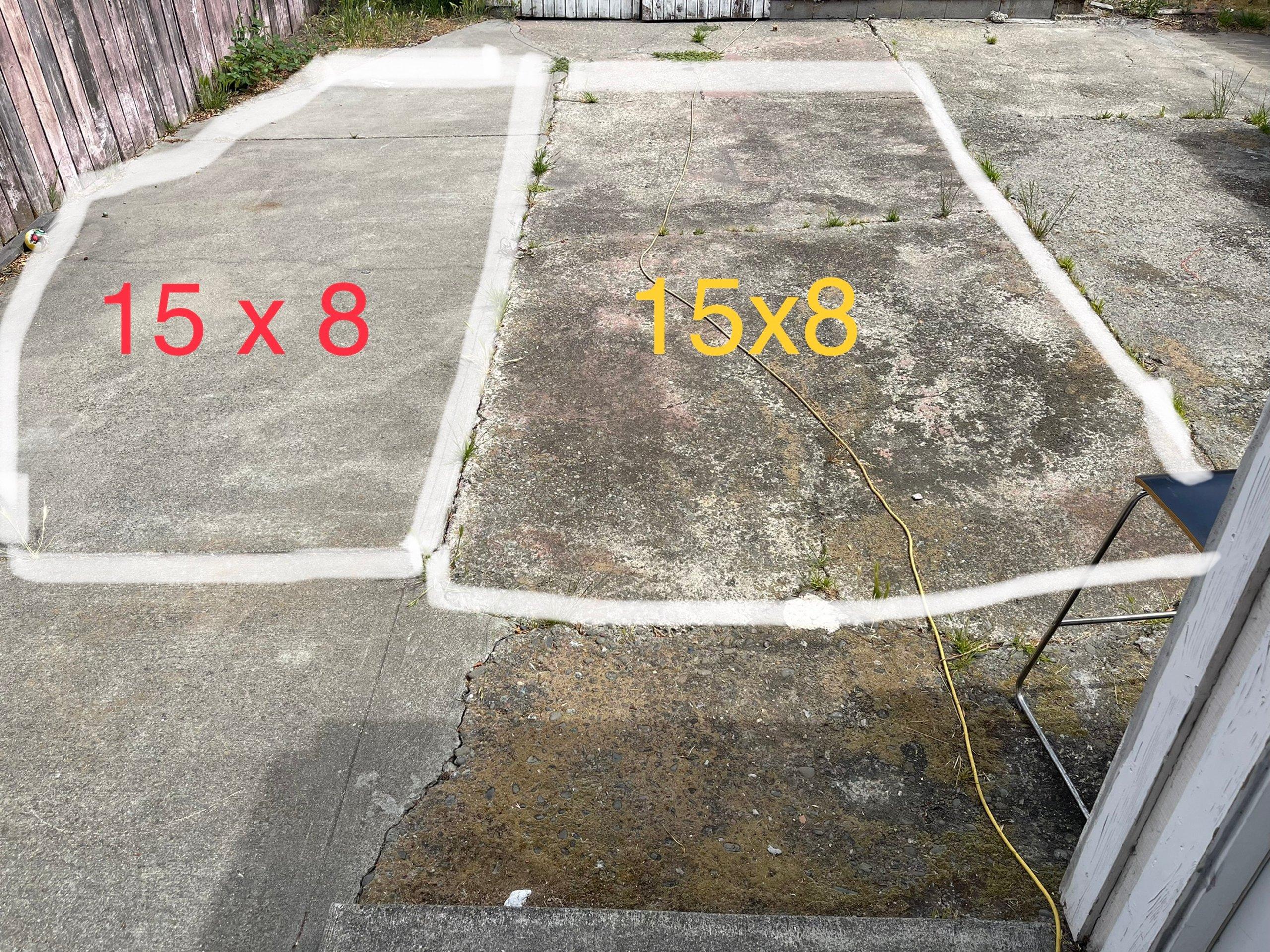 15x8 Other self storage unit