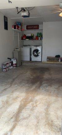 14x8 Garage self storage unit