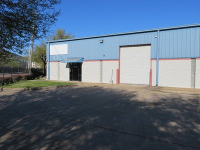 27x55 Warehouse self storage unit