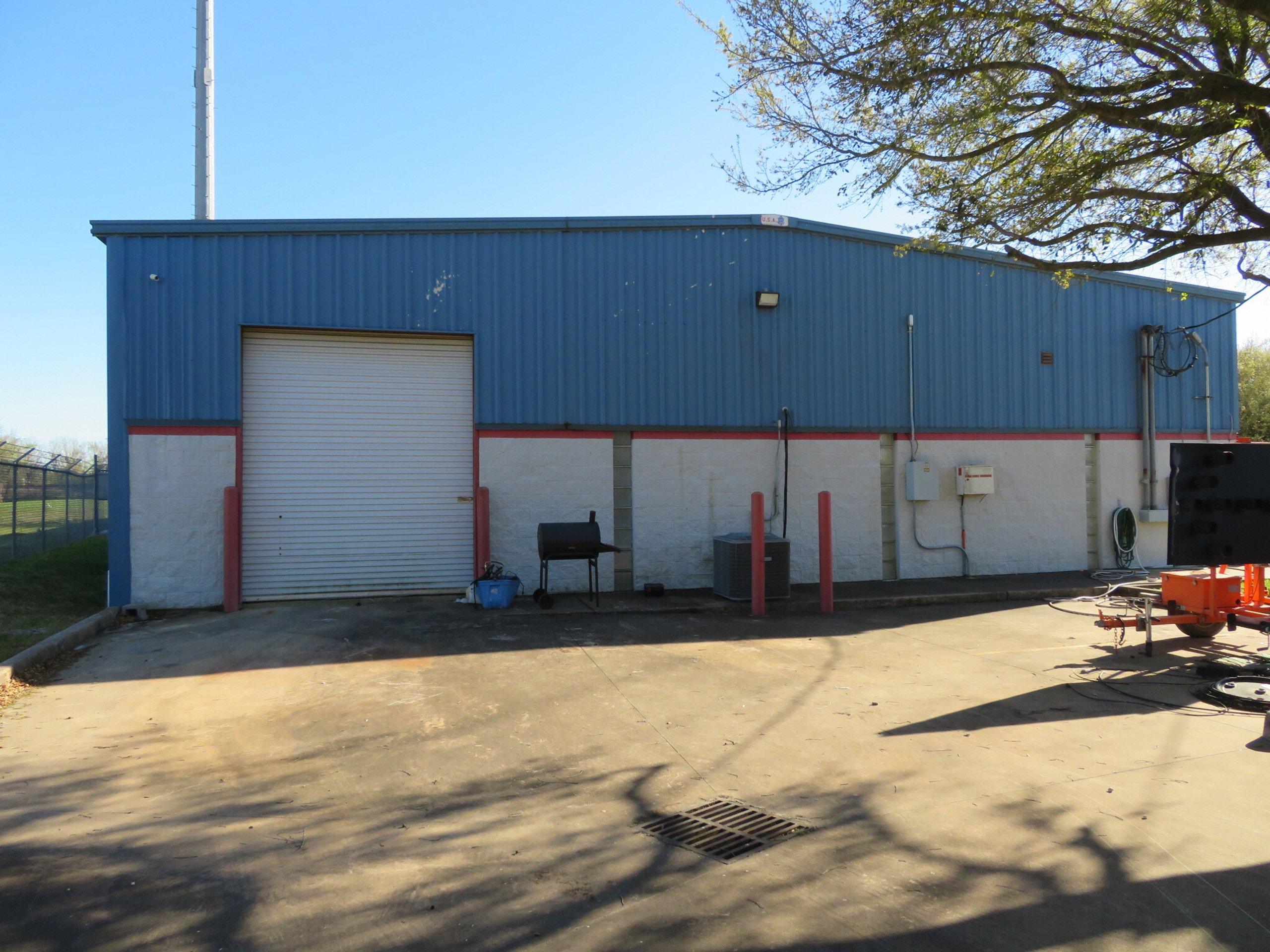 17x30 Warehouse self storage unit