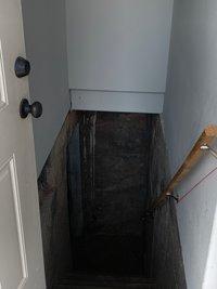 24x10 Basement self storage unit