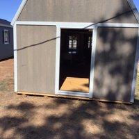 12x36 Attic self storage unit