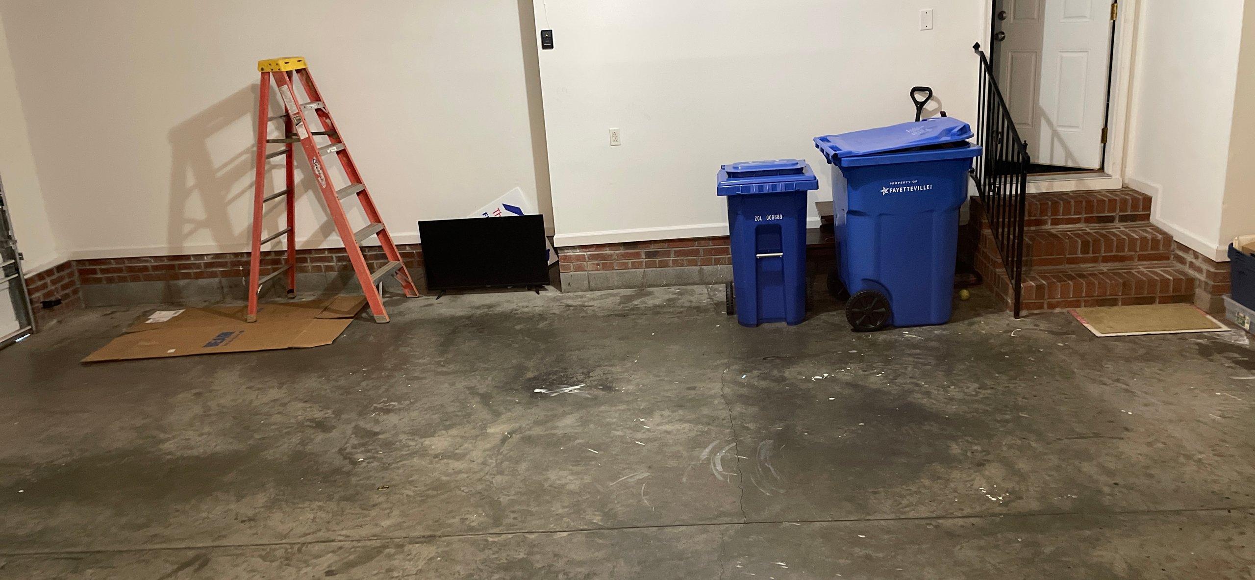 30x12 Garage self storage unit